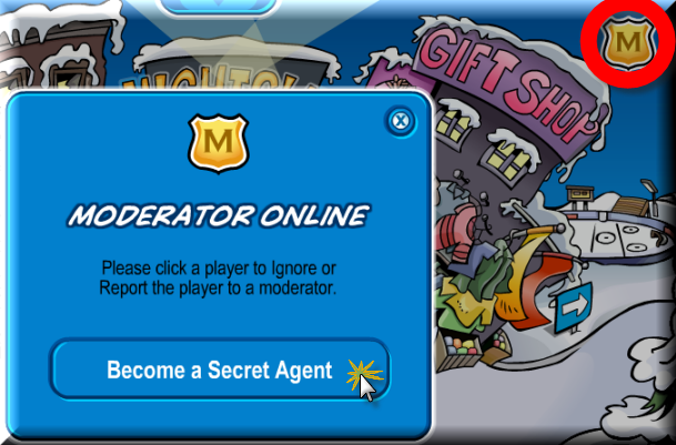 how to play misson 8 club penguin