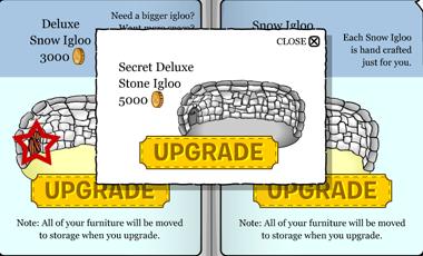 Stone Igloo