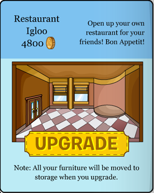 Restaurant Igloo