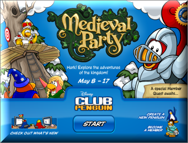medieval-party