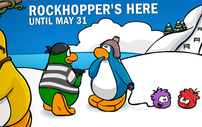 rockhoppers here!!!